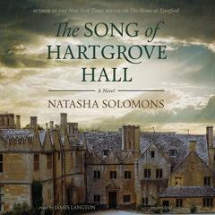 The Song of Hartgrove Hall by Natasha Solomons