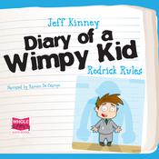Diary of a Wimpy Kid: Rodrick Rules by  Jeff Kinney audiobook