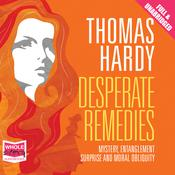 Desperate Remedies by  Thomas Hardy audiobook