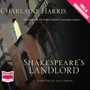 Shakespeare's Landlord by  Charlaine Harris audiobook