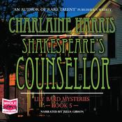 Shakespeare's Counselor by  Charlaine Harris audiobook