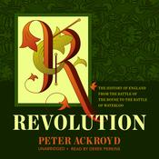 Revolution by  Peter Ackroyd audiobook
