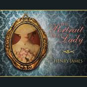The Portrait of a Lady by  Henry James audiobook