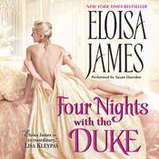 Four Nights With the Duke by  Eloisa James audiobook