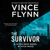 The Survivor by  Vince Flynn audiobook