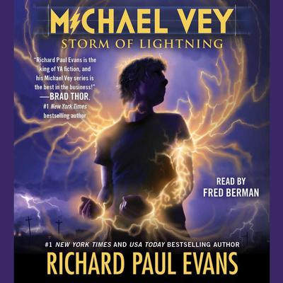 Michael Vey 5 by Richard Paul Evans audiobook
