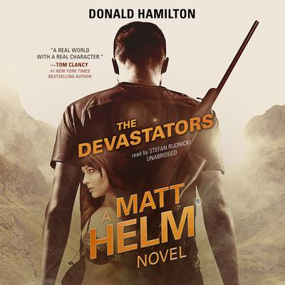 The Devastators by Donald Hamilton audiobook