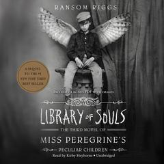 Library of Souls by Ransom Riggs audiobook