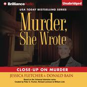 Close-Up on Murder by  Donald Bain audiobook