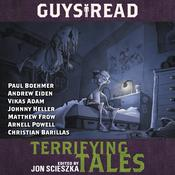 Guys Read: Terrifying Tales by  Claire Legrand audiobook