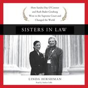Sisters in Law by  Linda Hirshman audiobook