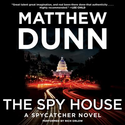 The Spy House by Matthew Dunn audiobook