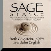 Sage Stance by  Beth Goldstein LCSW audiobook