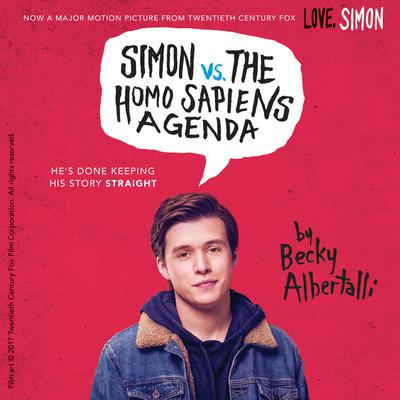 Simon vs. the Homo Sapiens Agenda by Becky Albertalli audiobook
