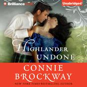 Highlander Undone by  Connie Brockway audiobook