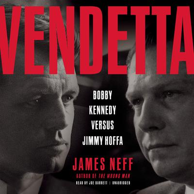 Vendetta by James Neff audiobook