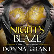 Night's Blaze by  Donna Grant audiobook