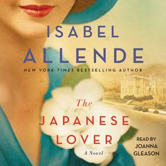 The Japanese Lover by Isabel Allende audiobook