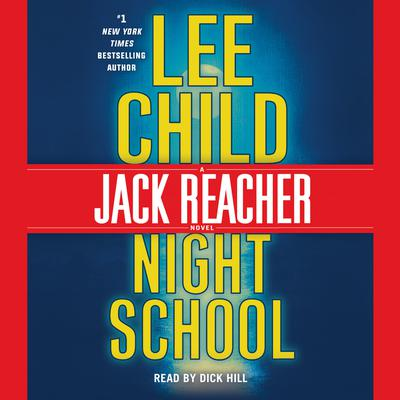 Night School by Lee Child audiobook