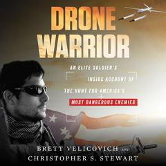 Drone Warrior by Brett Velicovich audiobook