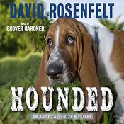 Hounded by  David Rosenfelt audiobook