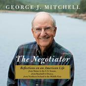The Negotiator by  George Mitchell audiobook