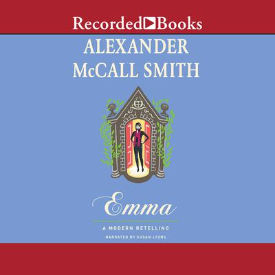 Emma by Alexander McCall Smith audiobook