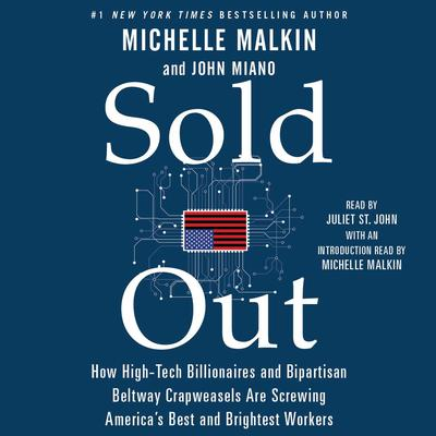 Sold Out by Michelle Malkin audiobook