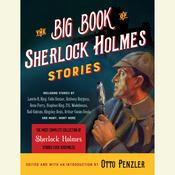 The Big Book of Sherlock Holmes Stories by  Otto Penzler audiobook