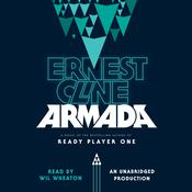 Armada by  Ernest Cline audiobook