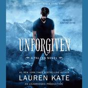 Unforgiven by  Lauren Kate audiobook