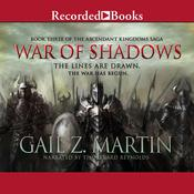 War of Shadows by  Gail Z. Martin audiobook