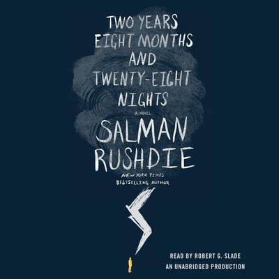 Two Years Eight Months and Twenty-Eight Nights by Salman Rushdie audiobook