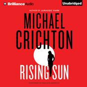 Rising Sun by  Michael Crichton audiobook