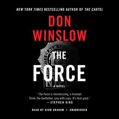 The Force by Don Winslow audiobook