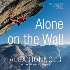 Alone on the Wall by Alex Honnold audiobook