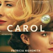 Carol by  Patricia Highsmith audiobook