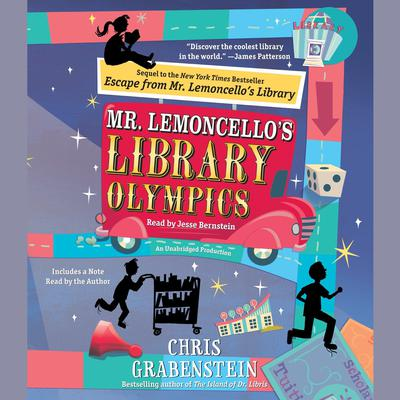 Mr. Lemoncello's Library Olympics by Chris Grabenstein audiobook