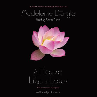 A House Like a Lotus by Madeleine L'Engle audiobook