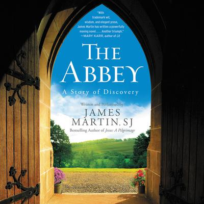 The Abbey by James Martin audiobook