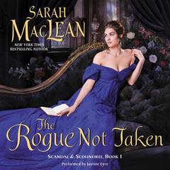 The Rogue Not Taken by Sarah MacLean audiobook