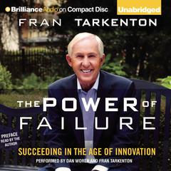 The Power of Failure by Fran Tarkenton audiobook