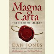 Magna Carta by  Dan Jones audiobook