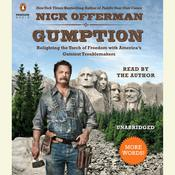 Gumption by  Nick Offerman audiobook