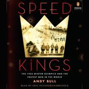 Speed Kings by  Andy Bull audiobook