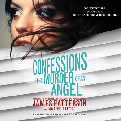 Confessions: The Murder of an Angel by James Patterson audiobook