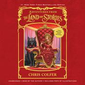 Adventures from the Land of Stories Boxed Set by  Chris Colfer audiobook
