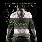 Untamed by  S. C. Stephens audiobook