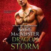 Dragon Storm by  Katie MacAlister audiobook