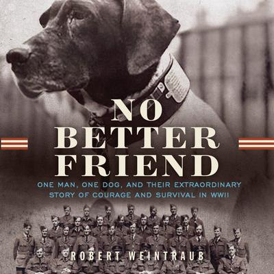 No Better Friend by Robert Weintraub audiobook
